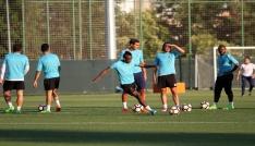 Aytemiz Alanyasporda Galatasaray maçı hazırlıkları sürüyor