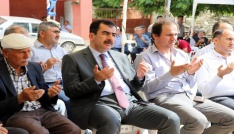 AK Partili Erdem, kaza kurbanı ailenin acısını paylaştı