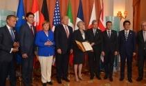 G7 zirvesinde, terör ve şiddete karşı ortak bildiri imzalandı
