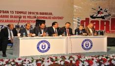 Uluslararası Darbe Sempozyumunda Mısır özel oturumu düzenlendi