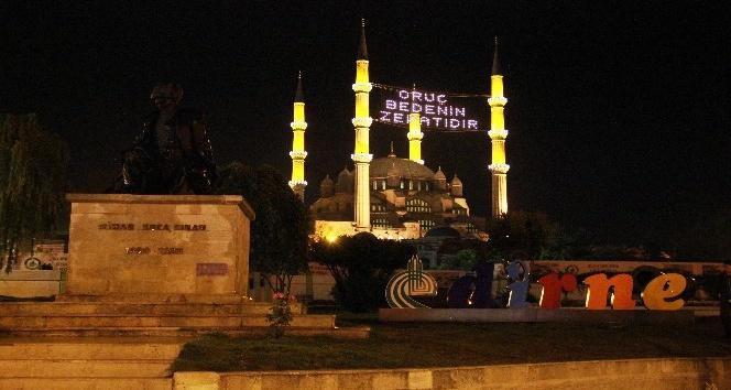 Selimiyede ilk teravih