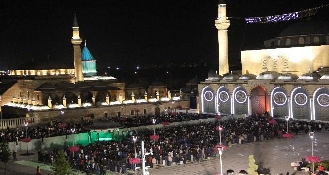 Konyada Ramazan coşkusu başladı