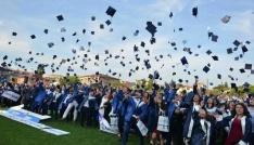 Bartın Üniversitesi 9uncu mezunlarını verdi