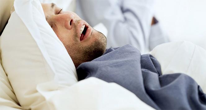 Dikkat! Uyku apnesi ölümle sonuçlanabiliyor