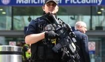Manchester'da terör operasyonu