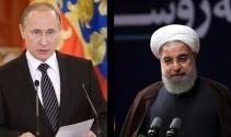 Putin ve Ruhani, Suriye'yi görüştü