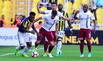 Fenerbahçe Trabzonspor maçı foto özet