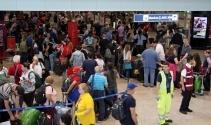 Londra'da British Airways tüm uçuşlarını iptal etti