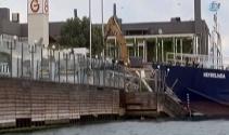 Galatasaray Adasında yıkım çalışmaları sona erdi