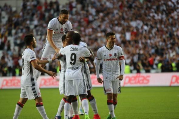 Şampiyon Beşiktaş!