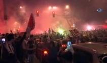 Beşiktaş Çarşıda şampiyonluk coşkusu