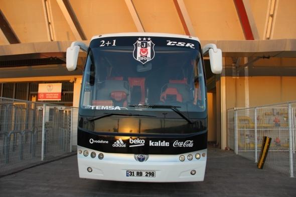 Ve Beşiktaş 3. yıldızı taktı