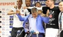 Beşiktaşlı oyunculardan Şenol Güneşe sürpriz