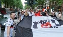 Almanya'da Beşiktaş coşkusu