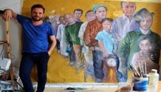 Liderler mülteci olsa sergisi Dubaide açıldı