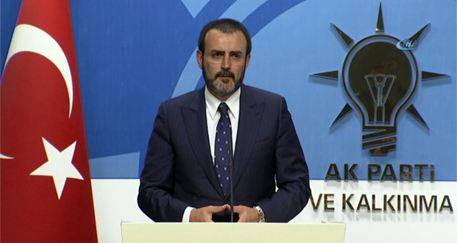 AK Parti Sözcüsü Ünal: KHK sadece 15-16 Temmuzu kapsıyor