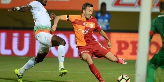 Alanyaspor Galatasaray maçı foto özet