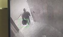 Apartmandan çuvalla ayakkabı çaldı