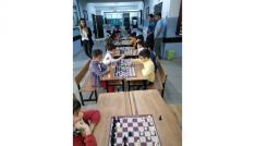 Iğdırda satranç turnuvası