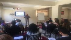 Pervari TEGVde eğitim semineri düzenlendi