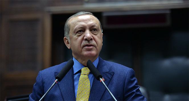 Cumhurbaşkanı Erdoğan'dan insan hakları konusunda CHP'ye sert eleştiri