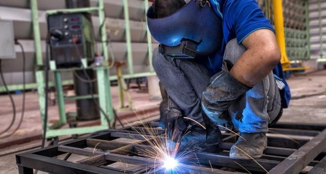 Sanayi ciro endeksi Ağustos'ta yüzde 26,6 arttı