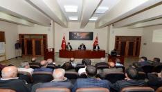 Tuncelide İl Ekonomi Kalkınma Koordinasyon Toplantısı