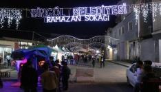 Bingölde Ramazan etkinlikleri ilgi görüyor
