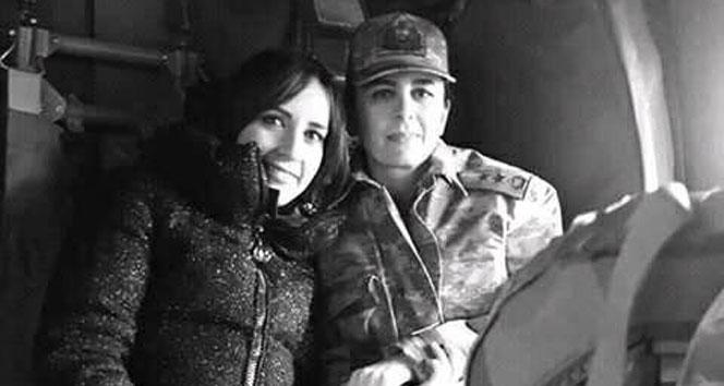 Jandarmanın ilk kadın komutanı olan Yarbay Songül Yakut da şehit oldu