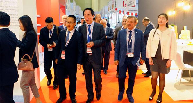 Çin Ürünleri Fuarı, İstanbul'da 3'üncü kez kapılarını açtı
