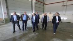 Belediye Başkanları Birliği Genel Başkanı Keleş Bayburtta