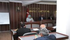Atatürk heykeli Encümen kararı ile Cacabey Meydanına taşınacak