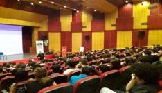 Tuncelide öğrenciler için motivasyon semineri
