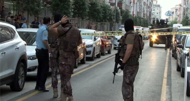Güngörende silahlı çatışma: 1 ölü, 7 yaralı