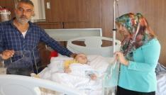 Siirtte 9 aylık bebeğin tedavi parası çalındı
