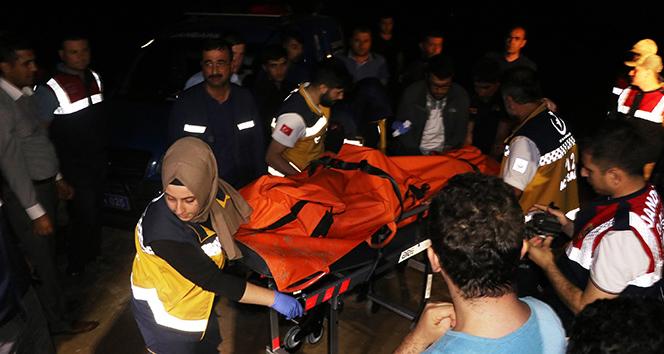 İntihar eden kadını kurtarmak isteyen memur öldü
