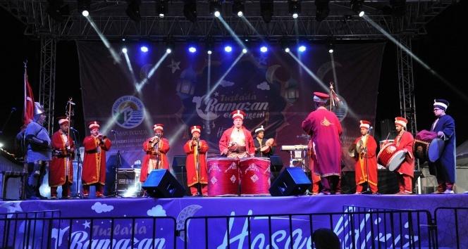 Tuzlada Ramazan Geceleri Tuzla Marinada Yaşanıyor
