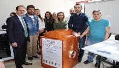 Bayburt Üniversitesinde Ar-Ge Projeleri Sergisi düzenlendi