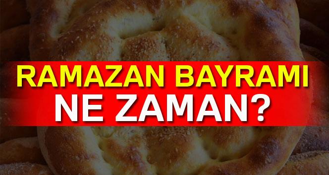 2017 Ramazan Bayramı ne zaman? Ramazan Bayramında kaç gün tatil olacak?