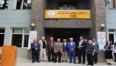 Erzincan Lisesinin kuruluş yılı 1905 olarak değiştirildi