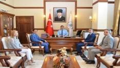 2017 yılında Erzincan da 515 araca egzoz denetimi yapıldı