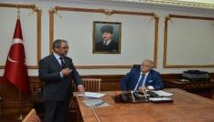 Vali Necati Şentürkten TEOG açıklaması