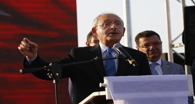 """Kılıçdaroğlu: """"Türkiye Arap Dünyası arasında taraf olmamalı"""""""