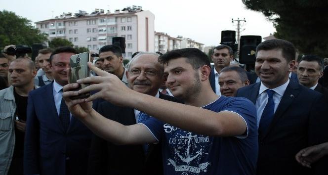 CHP Genel Başkanı Kılıçdaroğlu Burdur'da iftara katıldı