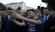 CHP Genel Başkanı Kılıçdaroğlu Burdurda iftara katıldı