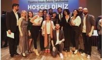 Üniversitelerarası Tiyatro Festivali'nden İAÜ'ye çifte ödül!