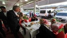 Başkan Memiş engelli vatandaşlarla iftarda biraraya geldi