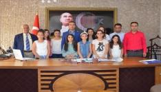 Tuncelide Etik yarışmasında dereceye giren öğrenciler ödüllendirildi