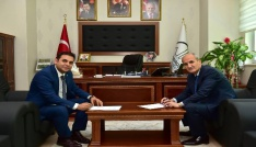 Dulkadiroğlunda teknik destek eğitimi projesi imzalandı