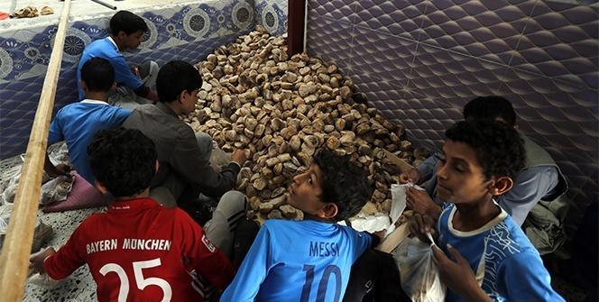 Yemen'de Ramazan